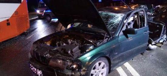 SANOK: Koszmarny wypadek na Królowej Bony. Poważne obrażenia nastolatków (ZDJĘCIA)