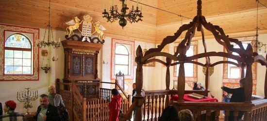 Synagoga w Skansenie. To obiekt na skalę światową! (VIDEO)