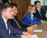 Sprawozdanie z pracy zarządu powiatu sanockiego (FILM)
