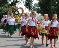 BESKO24.PL: Rolnicy z gminy Besko świętują. Trwają dożynki i święto pieroga (ZDJĘCIA)