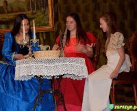NOWOSIELCE: Fantastyczna scenografia, stroje z epoki i polonez na finał. Patriotyczne widowisko teatralne (ZDJĘCIA)