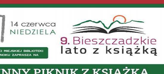 NIEDZIELA: Bieszczadzkie Lato z Książką w Zielonej Czytelni