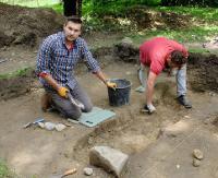 BIESZCZADY: W Myczkowcach odnaleziono ślady działalności ludzkiej z X wieku! To jedna z najstarszych osad funkcjonujących do dziś (ZDJĘCIA)