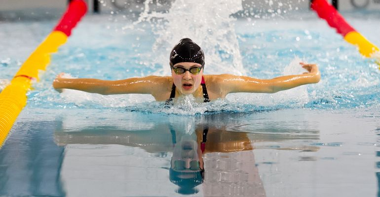 SANOK: Zawody pływackie. Sprawdzamy własne możliwości