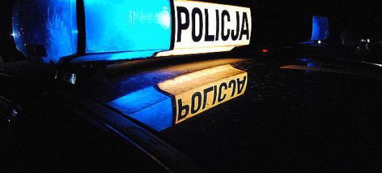 BRZOZÓW: Nocny pościg za pijanym kierowcą