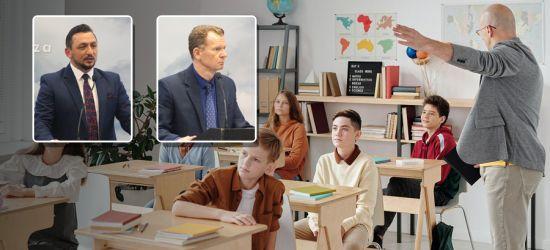 Czy nauczyciele poniosą koszty ratowania budżetu miasta? Wszystko zależy od decydentów (VIDEO, ZDJĘCIA)