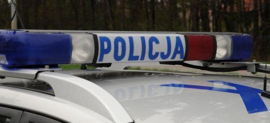 Szarpał policjanta, nielegalnie posiadał broń palną. Sanocki recydywista aresztowany