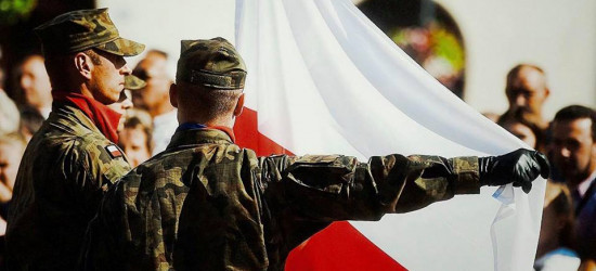 Terytorialsi na uroczystościach 100. rocznicy odzyskania niepodległości