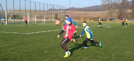 Remis Ekoball-u. Młodzież wchodzi do gry (FOTO)