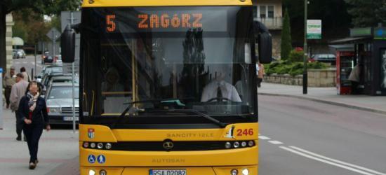 """MKS: ,,Piątka"""" dojedzie tylko do Łanów. Zobacz, które kursy zostały skrócone"""
