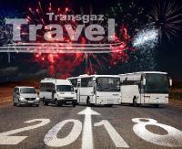 Bezpiecznego podróżowania w 2018 roku życzy Trangaz-TRAVEL!