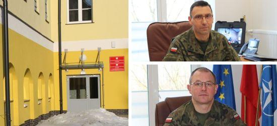 AKTUALIZACJA: Wojsko wraca na Olchowce. Wyremontowany budynek i plany na magazyn broni (ZDJĘCIA)