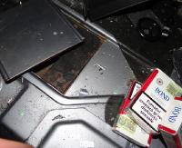 Kontrabanda w audi. Blisko 1000 paczek papierosów (ZDJĘCIA)