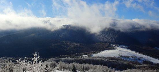 BIESZCZADY: Kolejne fantastyczne zimowe krajobrazy (FOTO)