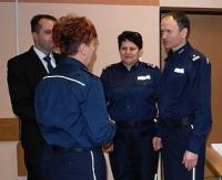 Dotychczasowy zastępca komendanta w Sanoku nowym szefem bieszczadzkiej policji (ZDJĘCIA)