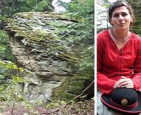 LEGENDY BIESZCZADZKIE: Tajemnica kamiennego serca macochy w Orelcu (FILM, ZDJĘCIA)