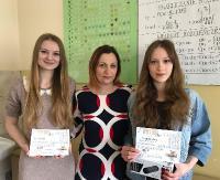 """Marcjanna Malec z II LO w Sanoku została laureatką II miejsca w Ogólnopolskim Konkursie Chemicznym """"ALCHEMIK"""""""