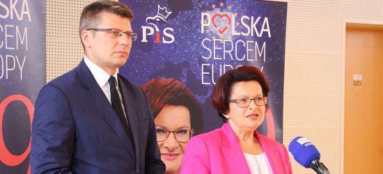 Maria Kurowska z poparciem wiceministra sprawiedliwości (VIDEO, FOTO)