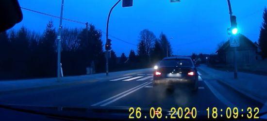 """""""Zasłona dymna, dla frajerów z tyłu"""" (VIDEO)"""