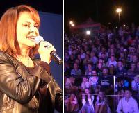 POLAŃCZYK: Finał Solińskiego Lata 2017! Na scenie Izabela Trojanowska! (FILM)