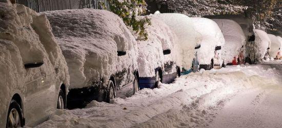 OSTRZEŻENIE dla Sanoka! Marznące opady deszczu oraz intensywne opady śniegu