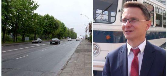 Duży remont na Dąbrówce. Do końca roku droga zmieni się nie do poznania (FILM, ZDJĘCIA)