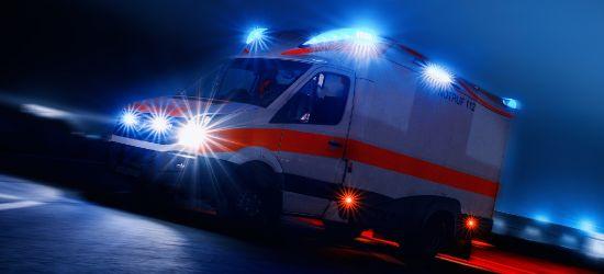 18-latek z powiatu sanockiego spadł ze skarpy w Rudawce Rymanowskiej