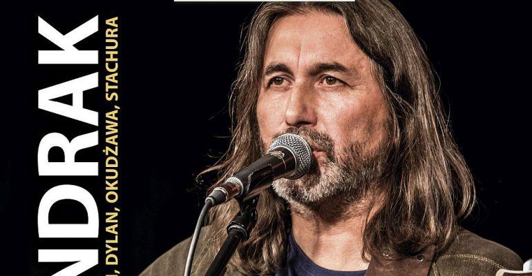 JAŚ WĘDROWNICZEK: Jan Kondrak śpiewa Cohena, Dylana, Okudżawę, Stachurę