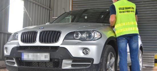 GRANICA: Zatrzymano auta z przebitymi numerami