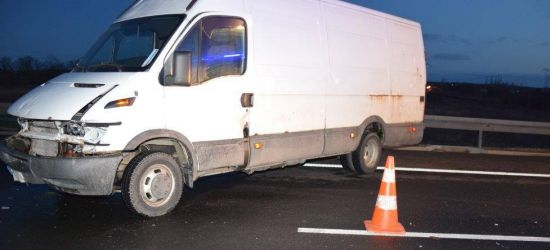 Tragedia na autostradzie A4. Nie żyje mieszkaniec powiatu sanockiego