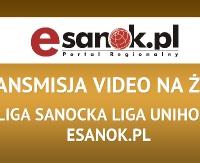 TRANSMISJA NA ŻYWO: 21. kolejka II ligi Sanockiej Ligi Unihokeja Esanok.pl . Już dziś mecz o wszystko!