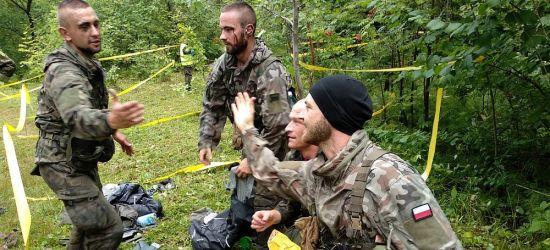 TERYTORIALSI: Cztery doby, 130 km, wyzwanie. Żołnierze wrócili z Estonii (FOTO)