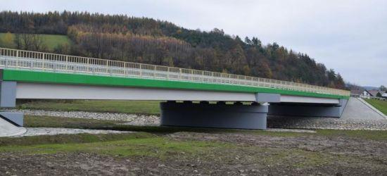 """POWIAT: """"Realizujemy potrzeby mieszkańców"""". Most w Tyrawie kosztował 6 milionów (ZDJĘCIA)"""