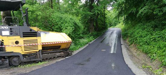 """INTERWENCJA ZAGÓRZ: """"Jakie drogi remontuje gmina Zagórz? Dziur jest całkiem sporo"""" (FOTO)"""