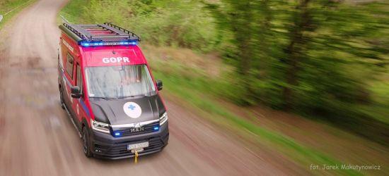 Nowy samochód operacyjny dla GOPR-owców
