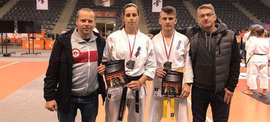 Międzynarodowe sukcesy karateków z Niebieszczan. Gratulujemy miejsc w czołówce!