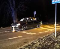 Mężczyzna potrącony na przejściu w Pisarowcach był nietrzeźwy (ZDJĘCIA)