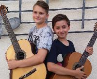 Szczęśliwy koniec roku dla sanockich gitarzystów