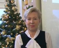 Świąteczne życzenia Anny Hałas wójta gminy Sanok