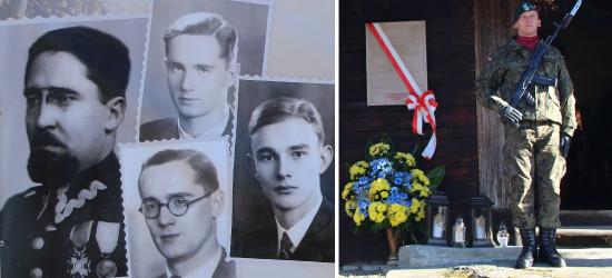 CZERTEŻ: Odsłonięto tablicę upamiętniającą bohaterską Rodzinę Fedorońków  (VIDEO, FOTO)