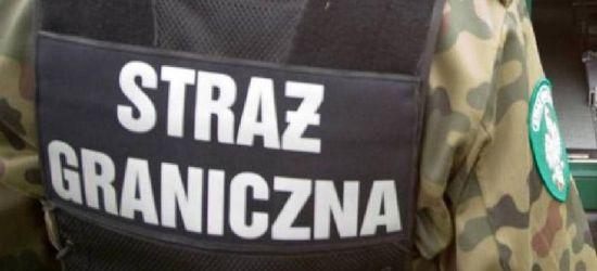 BIESZCZADY: Organizowali nielegalne przerzuty imigrantów. Poszukiwani wpadli w Krakowie