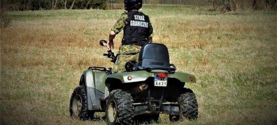 Czujny mieszkaniec pogranicza i szybka akcja Straży Granicznej
