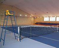 """GMINA ZAGÓRZ: Pierwotnie planowano basen, a jest kort tenisowy i sala tańca. """"Takiego obiektu w regionie brakowało"""" (FILM, ZDJĘCIA)"""