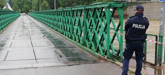 SANOK: Most na Białą Górę otwarty. Dynamiczna sytuacja!