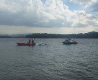 Policjanci i ratownicy WOPR poprowadzili ponad 40 interwencji na Jeziorze Solińskim