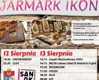 WEEKEND W SANOKU: Cleo i Łzy gwiazdami tegorocznego Jarmarku Ikon (VIDEO, PROGRAM)