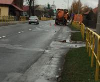 SANOK: Rozpoczął się remont ulic Lwowskiej i Kolejowej oraz Lipińskiego. Będą utrudnienia w ruchu (ZDJĘCIA)