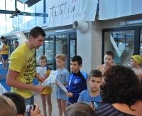 Młodzi pływacy z Leska bili rekordy życiowe w Lublinie