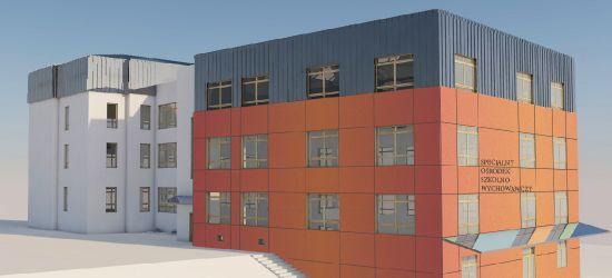 Powiat modernizuje ośrodek dla dzieci specjalnej troski. Za ponad 4 mln zł