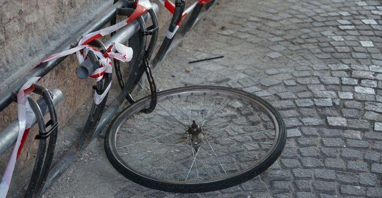 Złodzieje rowerów nie śpią! Sprawdź czy masz swój jednoślad